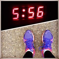 Earlybird, vroeg hardlopen, ochtendrun
