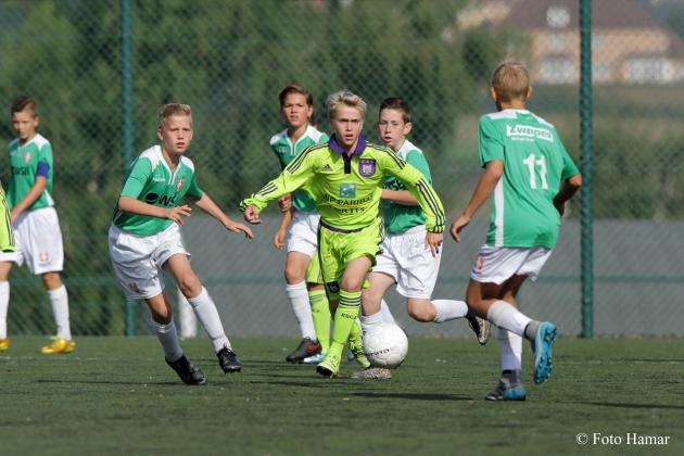 FC Dordrecht, Toernooi, wedstrijd, Foto Hamar