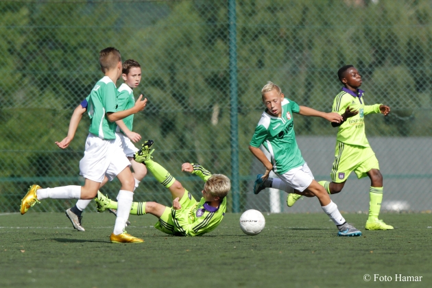 FC Dordrecht, Voetbal, Toernooi, Foto Hamar
