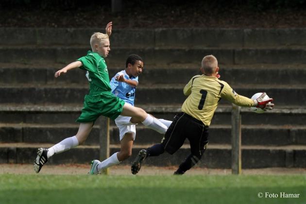FC Dordrecht, Toernooi, Voetbal, Foto Hamar