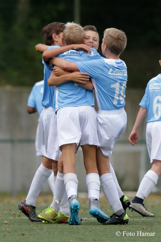 FC Dordrecht, Toernooi, Voetbal. Foto Hamar