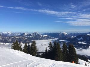 wintersport, snowboarden