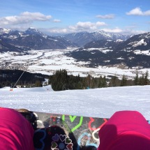 WIntersport, snowboarden