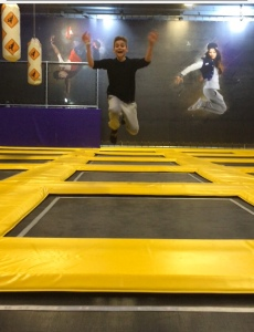 Jumpwn, fun, springen, trampoline