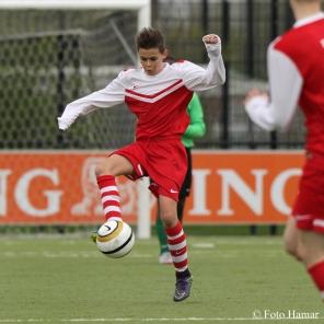 Voetbal, KNVB, Foto Hamar, sportfotografie, actie