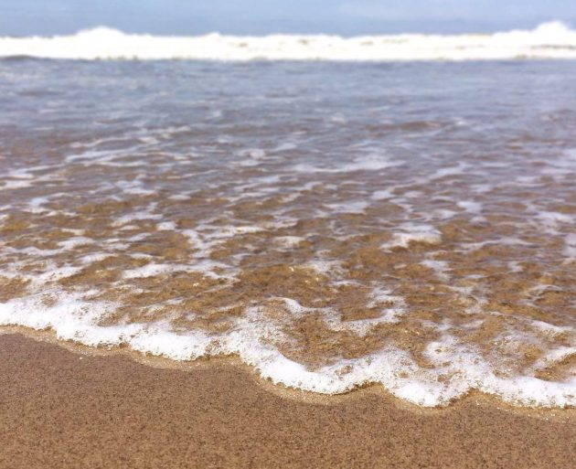 strand, summer, beach, golf