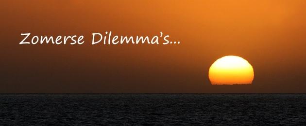 Zomer, zonsondergang, vakantie, strand, Nederland, Spanje