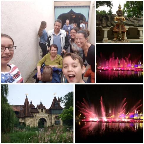 Efteling, familie, zomer, dagje weg, lol, 2016, pretpark