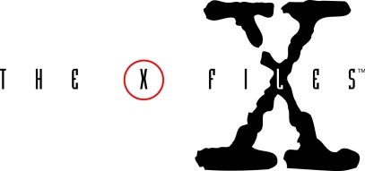 Logo van The X-files