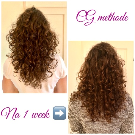 verschil in curlygirl methode