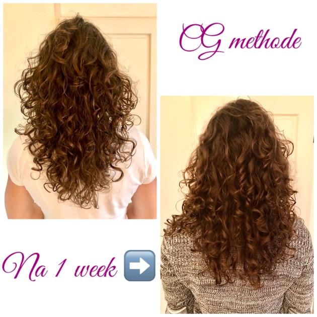 verschil in curlygirl methode